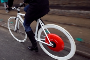 Copenhagen Wheel project