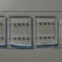 Microfluidics as sample - holder