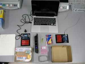 Device components