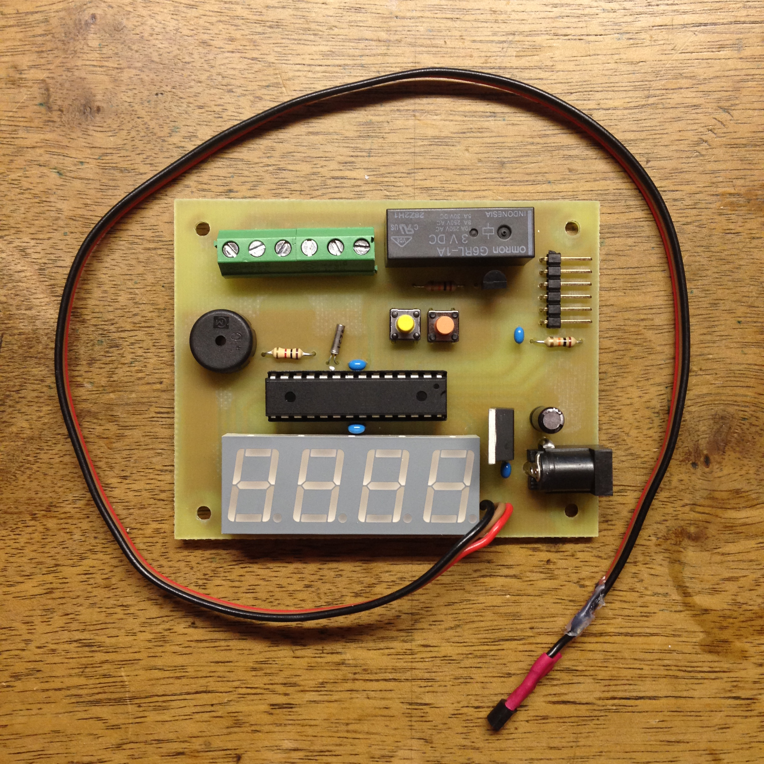 Diy Incubator Biodesign For The Real World Hot Water Heater Thermostat Wiring 2013 12 25 115615