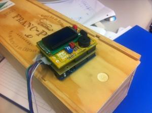 PCB+LCD
