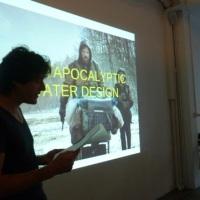 Marc Böhlen Postapocalyptic Water Design