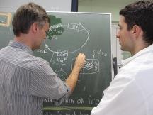 engineers learning molecular cloning